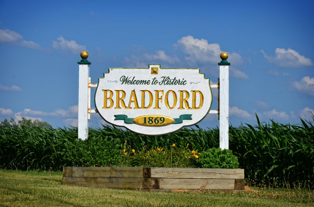 Bradford-Welcome-Sign